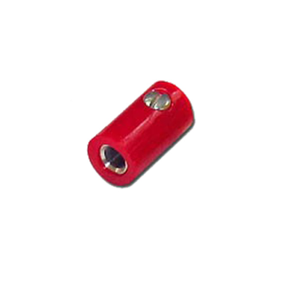 HO-Kupplung 2,6 mm, rot