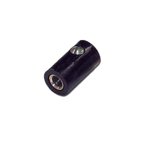 HO-Kupplung 2,6 mm, schwarz