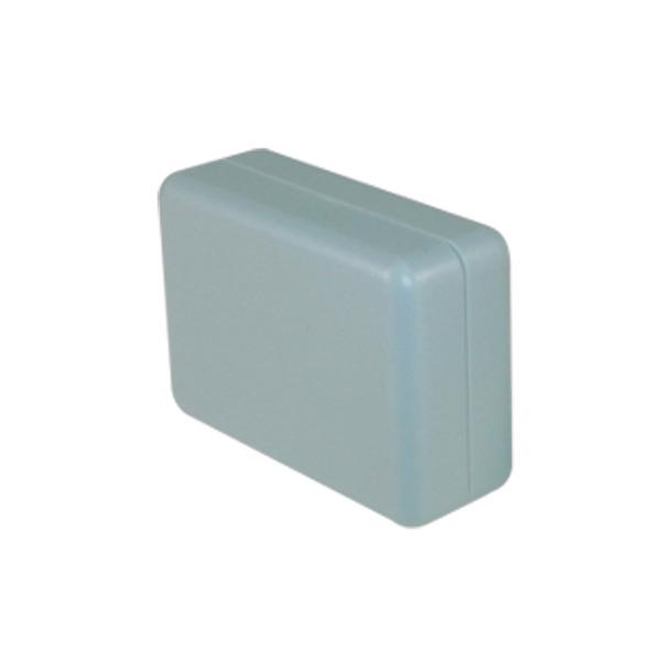 Strapubox Mini-Modul-Gehäuse 2043 ABS, 54 x 37 x 21 mm, grau