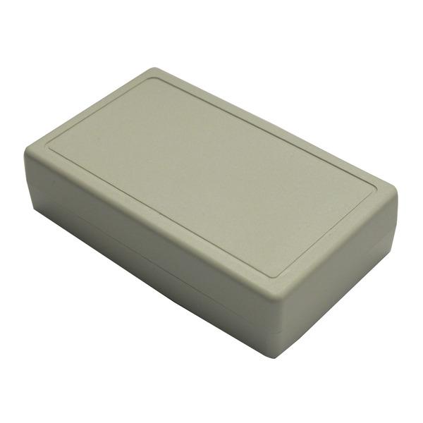 Strapubox Kunststoff-Gehäuse 2000 ABS 101 x 60 x 26 mm, grau