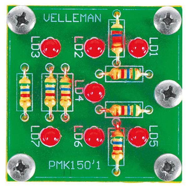 Velleman Schüttelwürfel MK150, Bausatz