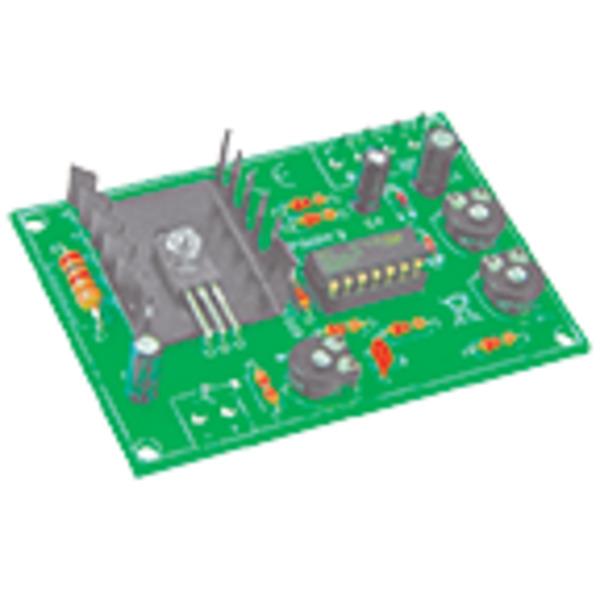 Velleman Multisound-Sirene, Bausatz