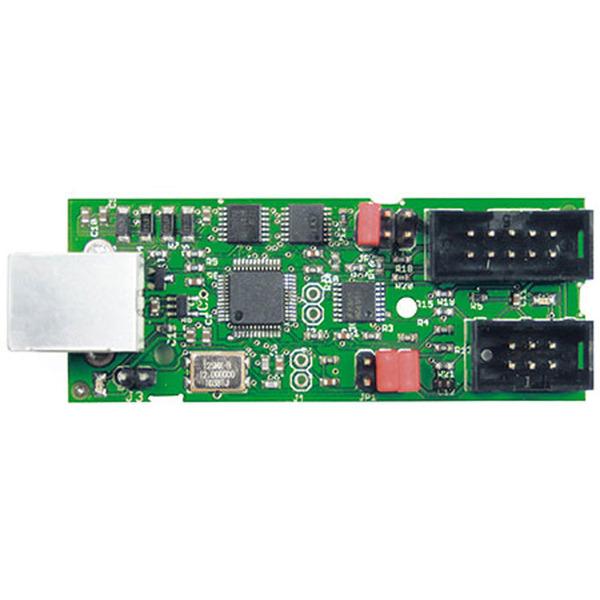 Diamex ALL-AVR Programmieradapter für AVR Controller mit ISP, PDI und TPI Protokoll