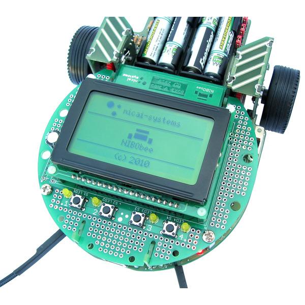 nicai systems Grafik-Display BGX1 Erweiterung für NIBObee