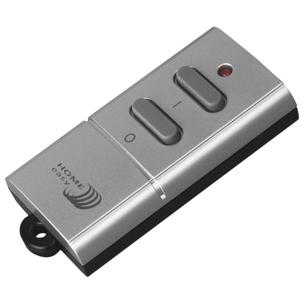 Home Easy Schlüsselanhänger-Fernbedienung HE841 für Smart Home / Hausautomation