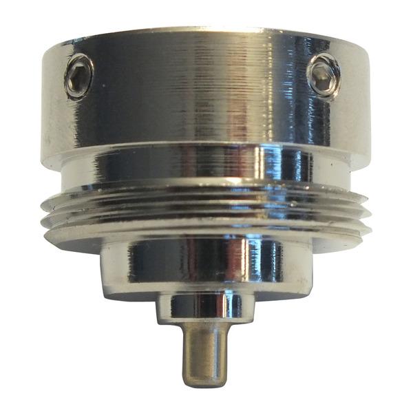 Adapter für Heizungsventil Danfoss RAVL (Messing)