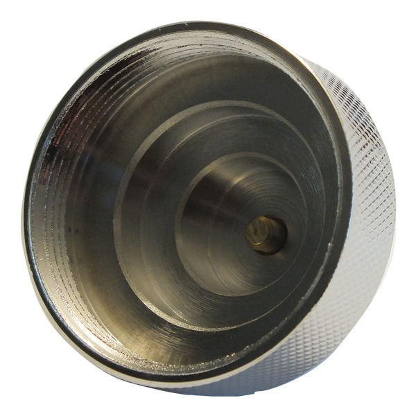 Adapter für Heizungsventil Meges M38 x 1,5 mm (Messing)