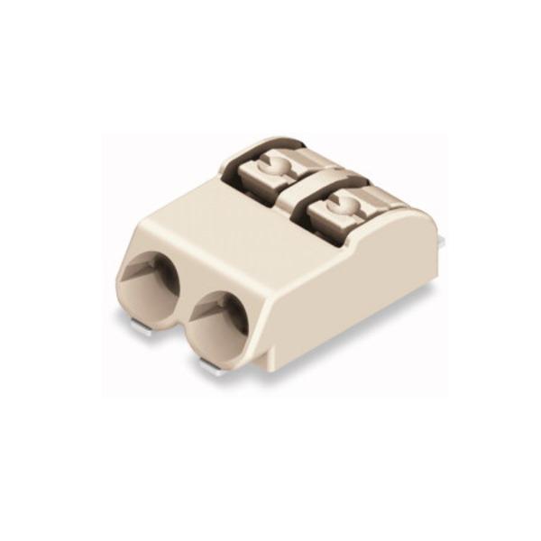 Wago SMD-Leiterplattenklemme, 2-polig, 4 mm 2060-0402