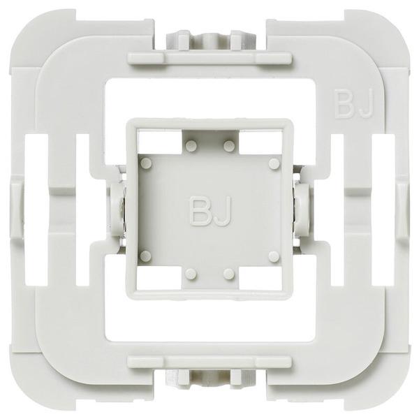 Installationsadapter für Busch-Jäger-Schalter, 1er-Set für Smart Home / Hausautomation