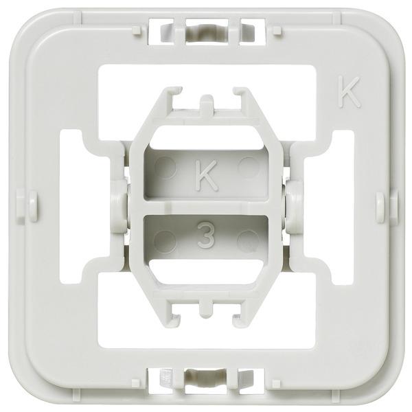 Installationsadapter für Kopp-Schalter, 3er-Set für Smart Home / Hausautomation