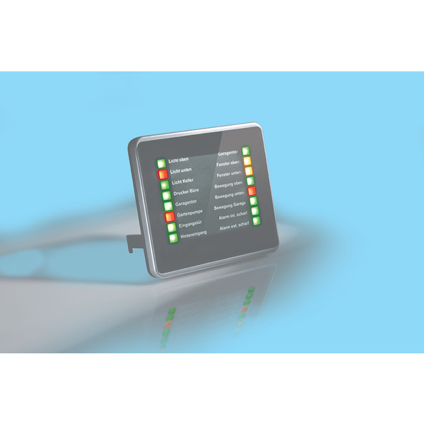 Homematic Statusanzeige HM-OU-LED16 für Smart Home / Hausautomation