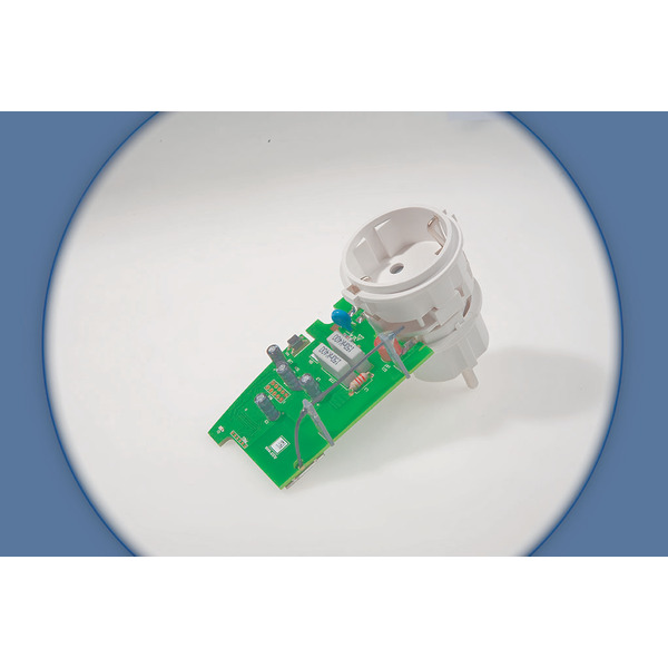 Homematic 104898 Selektiver Funk-Zwischenstecker Repeater HM-Sys-sRP-Pl für Smart Home / Hausautomat