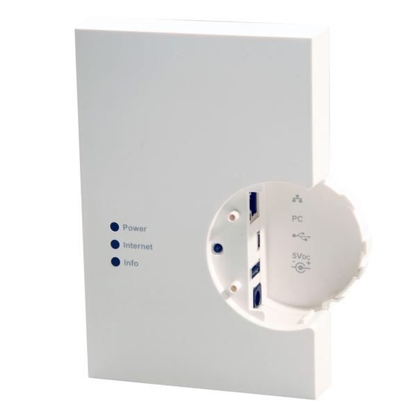 ELV Homematic ARR-Bausatz Zentrale CCU2 inkl. 12 Monate CloudMatic connect HM-Cen-O-TW-x-x-2