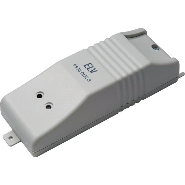FS20 DI22-4 Funkdimmer, Anschlussleistung: 0-200 VA, Phasenabschnittdimmer