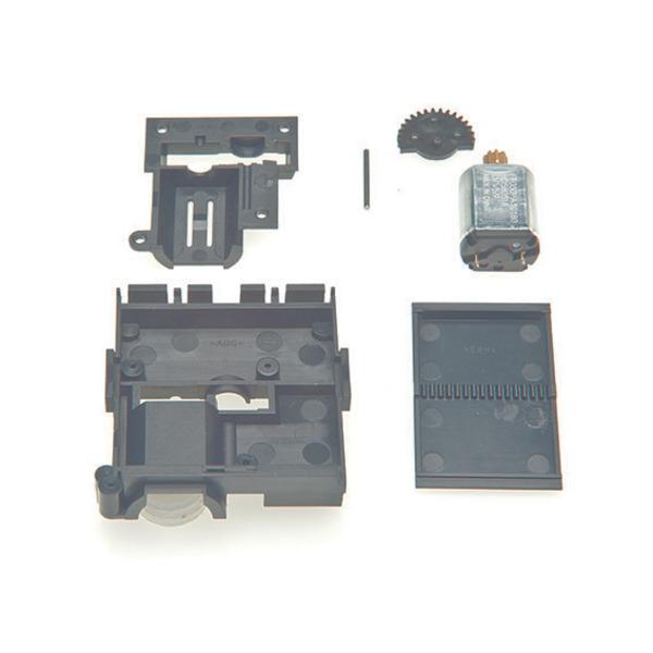 ELV Homematic Komplettbausatz Statusanzeige mit Batteriebetrieb und Klappanzeige HM-Dis-TD-T