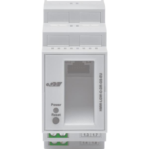 Homematic Wired RS485 LAN Gateway, Hutschienenmontage HMW-LGW-O-DR-GS-EU