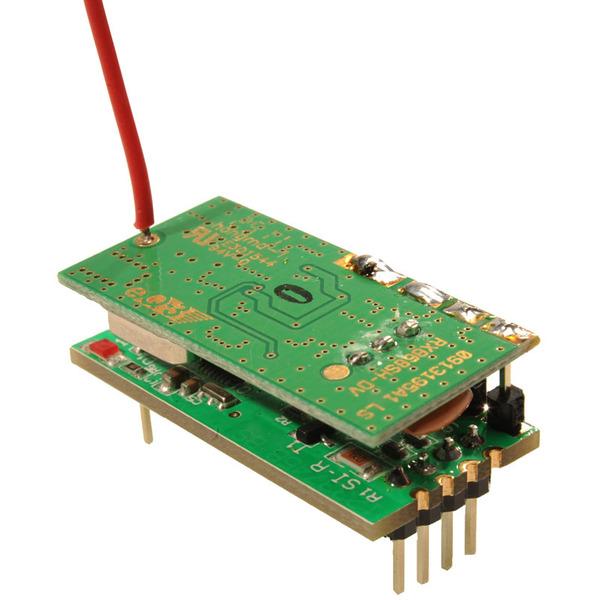 ELV Komplettbausatz FS20- und Wetterdaten-UART-Empfänger FS20 WUE