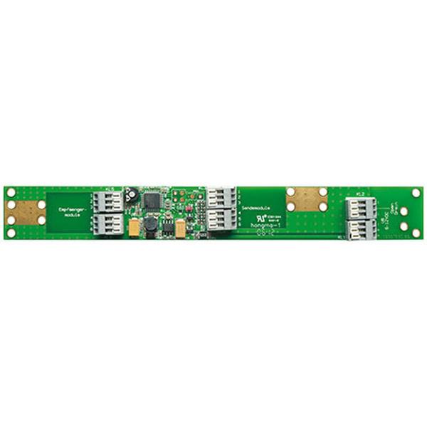 Vorhang-Infrarotlichtschranke VL100, Komplettbausatz inklusive 3x Erweiterungsset VL100-ES