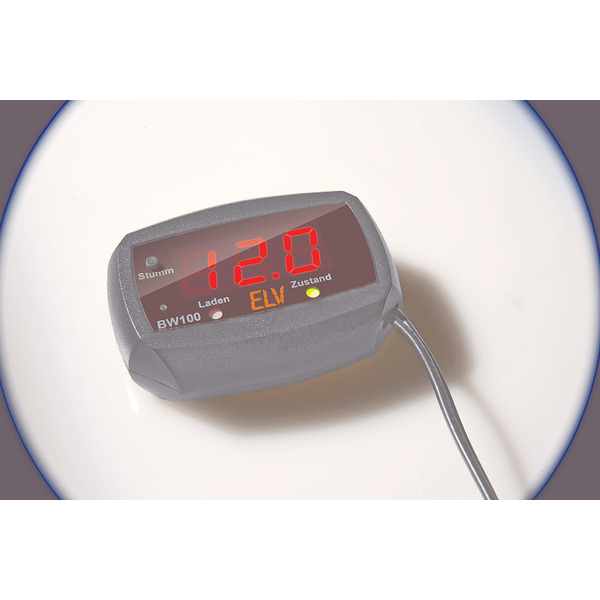ELV Kfz-Batterieüberwachung BW100
