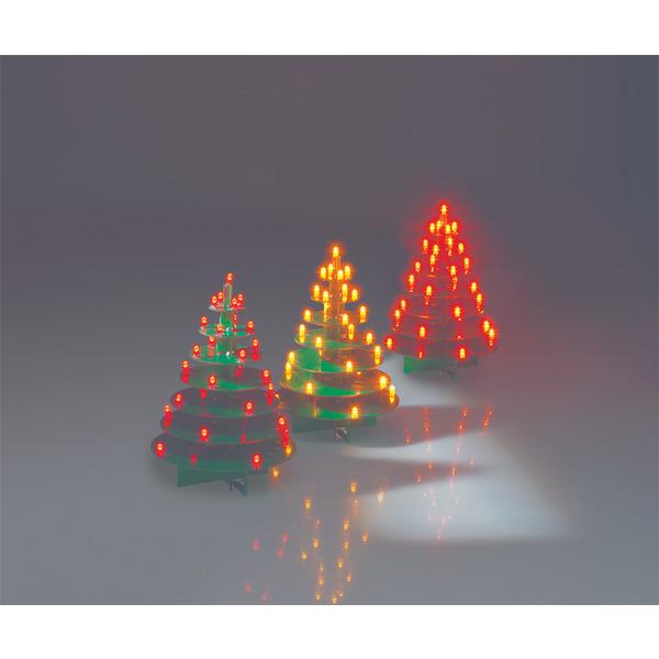 ELV LED-Weihnachtsbaum LED-WB1, Komplettbausatz ohne LEDs