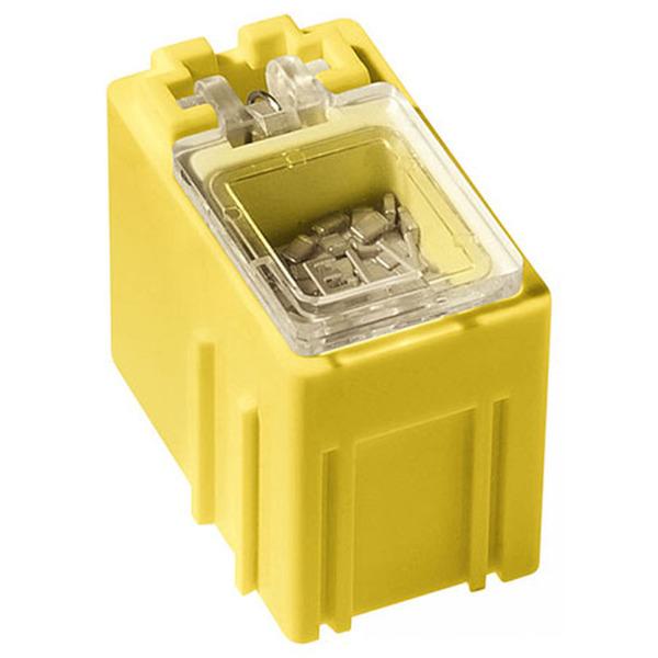 Kondensatoren-Sortiment in SMD-Sortierbox, gefüllt mit je 50 Kondensatoren 1 pF - 10 µF, 0805