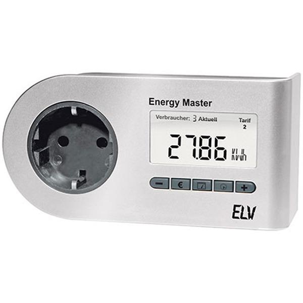 ELV Energy Master Profi-2 Energiekostenmessgerät, ARR-Bausatz
