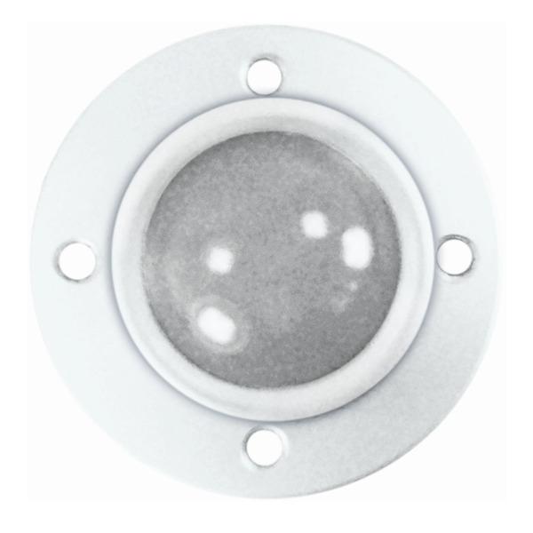 ledxon LED-Modul LEDxALUSTAR 3°, 1 W Edison, 350 mA, Kaltweiß