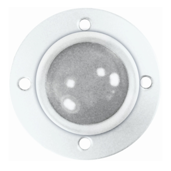 ledxon LED-Modul LEDxALUSTAR 3°, 1 W Edison, 350 mA, Warmweiß
