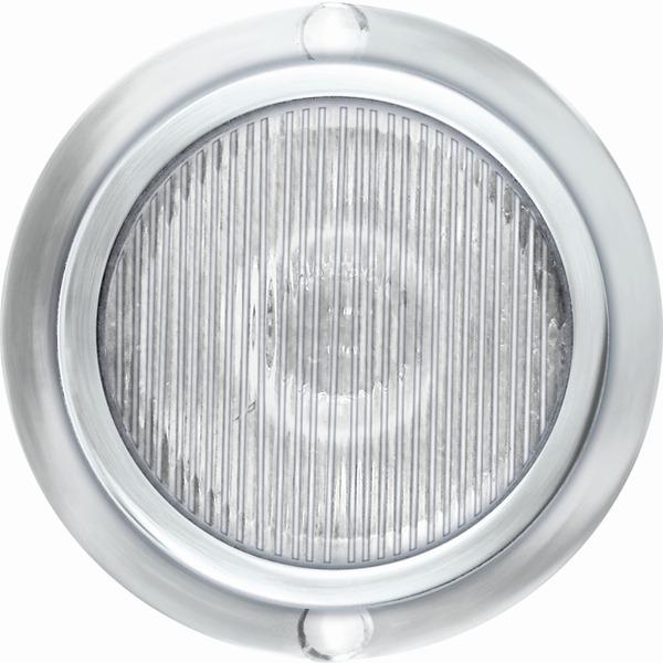 ledxon LED-Modul LEDxALUSTAR 3/60°, 1 W Edison, 350 mA, Kaltweiß