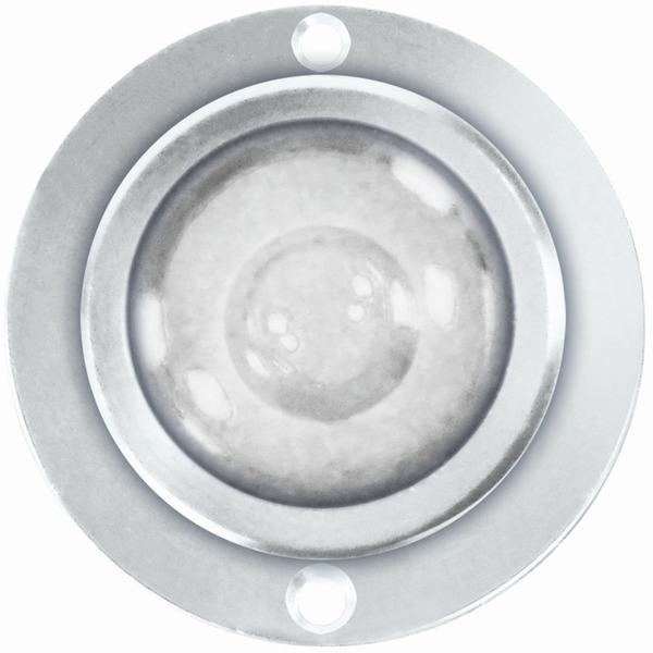 ledxon LED-Modul LEDxALUSTAR 10°, 1 W Edison, 350 mA, Warmweiß