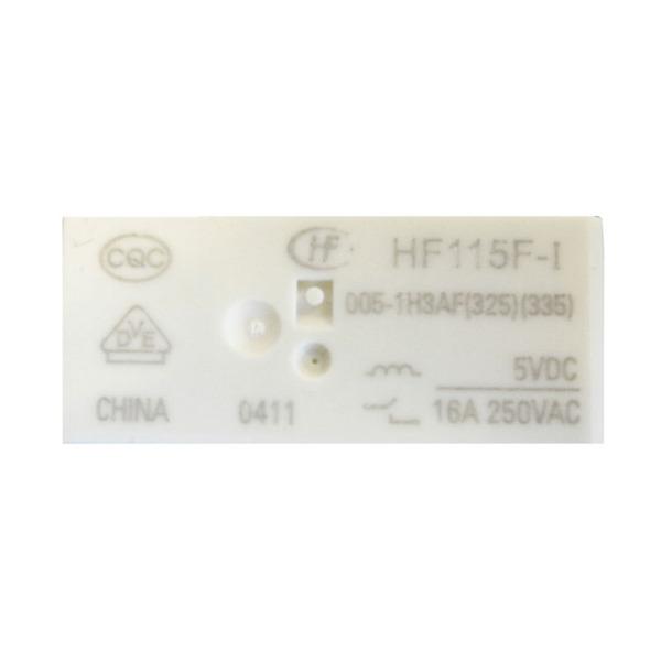 HONGFA Relais, 24 V, 1 Öffner-Schließer, HF-115F 024-1Z 3 B 610