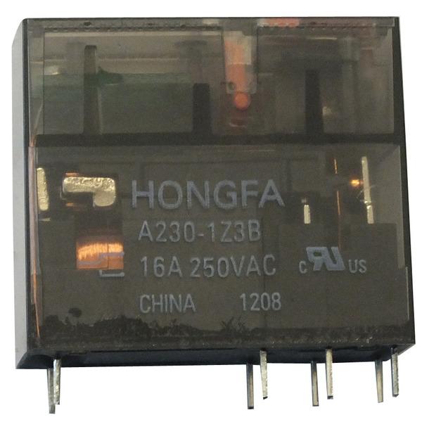 HONGFA Relais, 24 V, 1 Öffner-Schließer, HF115FP-024-1Z3B