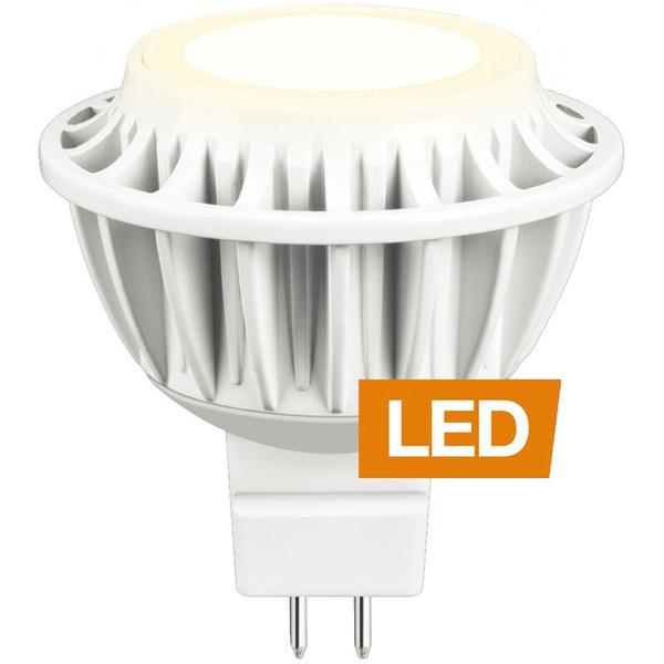 LEDON 5-W-LED-Lampe, MR16, GU5,3, 25°