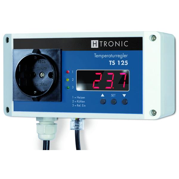 H-Tronic TS 125 Temperaturschalter