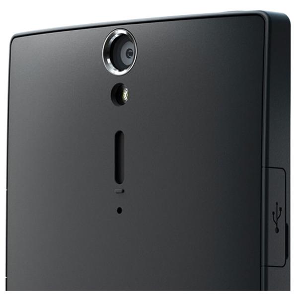 Sony Xperia S Smartphone, schwarz