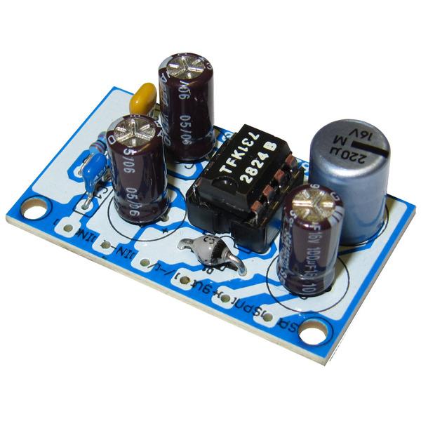 Kemo Komplettbausatz B182 1-W-Verstärker