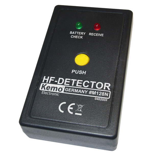Kemo M128N HF-Detector, Mini Spion Finder