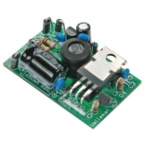 Velleman K8071 Steuergerät für leistungsstarke LEDs 1 W/3 W, Bausatz