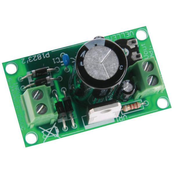 Velleman K1823 1-A-Netzgerät, Bausatz