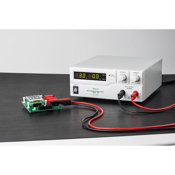 Manson Laborschaltnetzteil HCS-3204 (1-60 V/0-5 A) mit USB-Schnittstelle, programmierbar