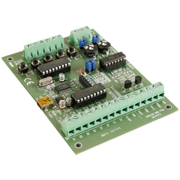 Velleman VM110N USB-Experiment-Interface-Board