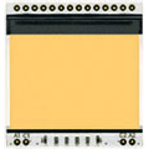 Electronic Assembly LCD-Backlight amber EA LED39x41-A