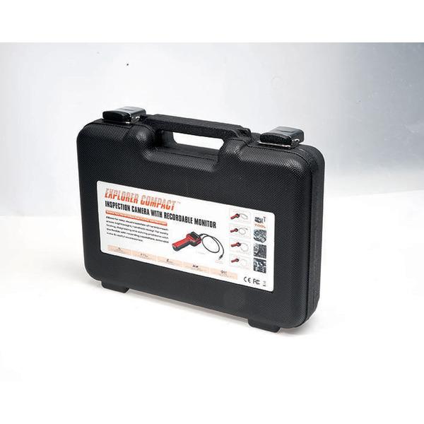 9-mm-Endoskopkamera mit 6,85-cm-Display und SD-Recorder