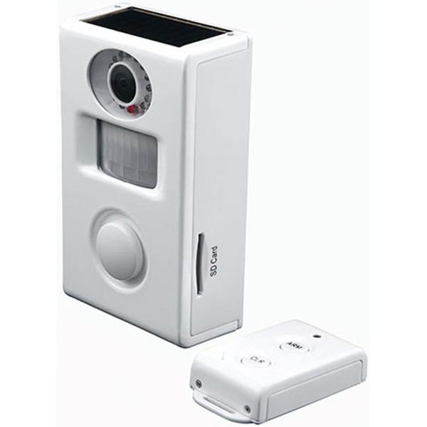 Cordes Überwachungskamera mit Bewegungsmelder-Alarm und Fernbedienung CC-410