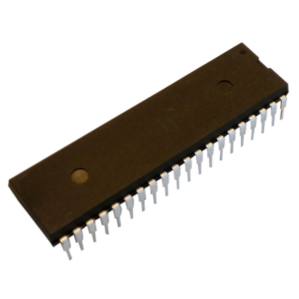 Atmel Mikrocontroller AT 89S8253-24PU, DIL-40