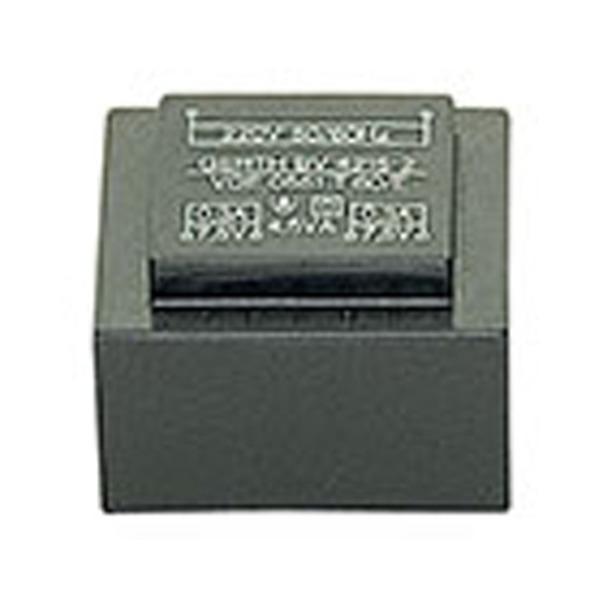 GERTH Elektronik-Netztransformator 152.18.2 (2 x 27,7 mA)