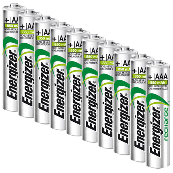Energizer PowerPlus NiMH-Akku Micro, 700 mAh, 10er Pack