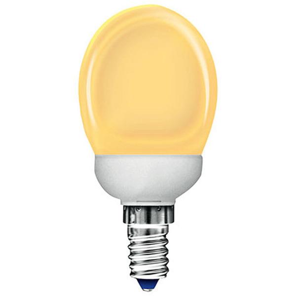 Müller Licht 7-W-Energiesparlampe E14, super-warmweiß