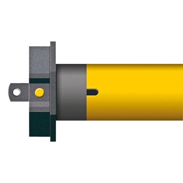 Schellenberg Elektronischer Rohrmotor Plus, 10 Nm, SW60, inkl. Zubehör