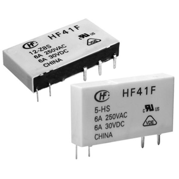 HONGFA Relais, 60 V, 1 Öffner-Schließer, HF41F060-ZS